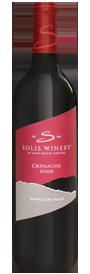 Grenache Estate Wine Bottle